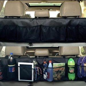 Autozone Other - Car Backseat Net Organizer